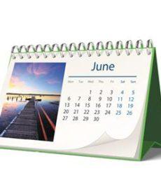 Calendar A5 desktop