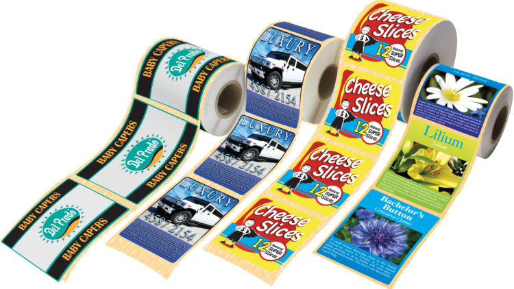 Label Printing for Production line
